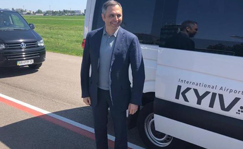 Колишній заступник глави адміністрації Януковича Портнов повернувся в Україну