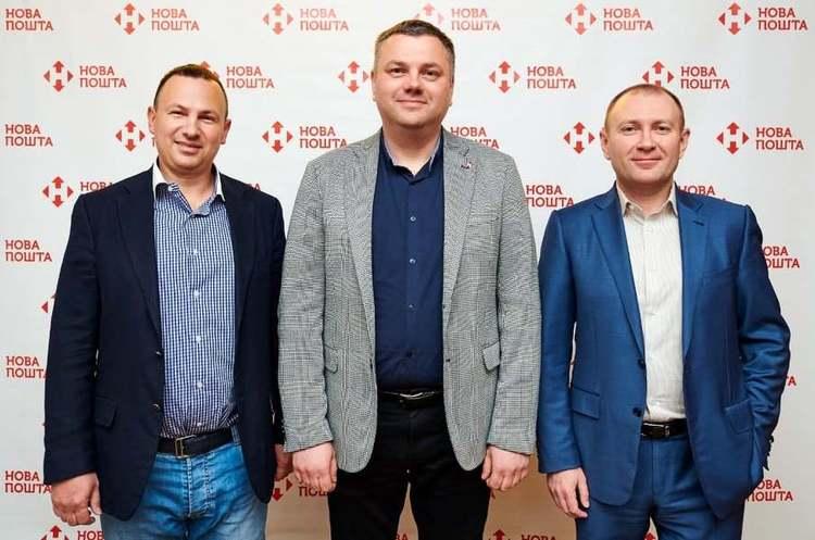 Вячеслав Климов і Володимир Поперешнюк: «Президенти приходять і йдуть, а «Нова Пошта» залишається»