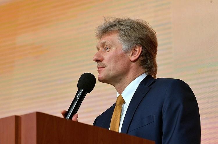 Путін не вітатиме Зеленського з інавгурацією і контактувати з ним не має наміру – Пєсков