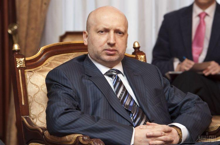Порошенко звільнив секретаря РНБО Турчинова