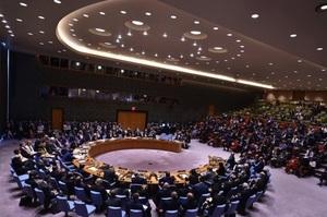 Рада Безпеки ООН не стала розглядати український закон про мову на вимогу Росії