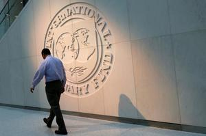 Місія МВФ почала працювати в Україні