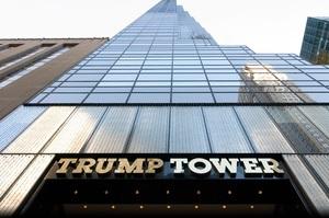 Trump Tower в Нью-Йорку перетворилася на збиткову нерухомість