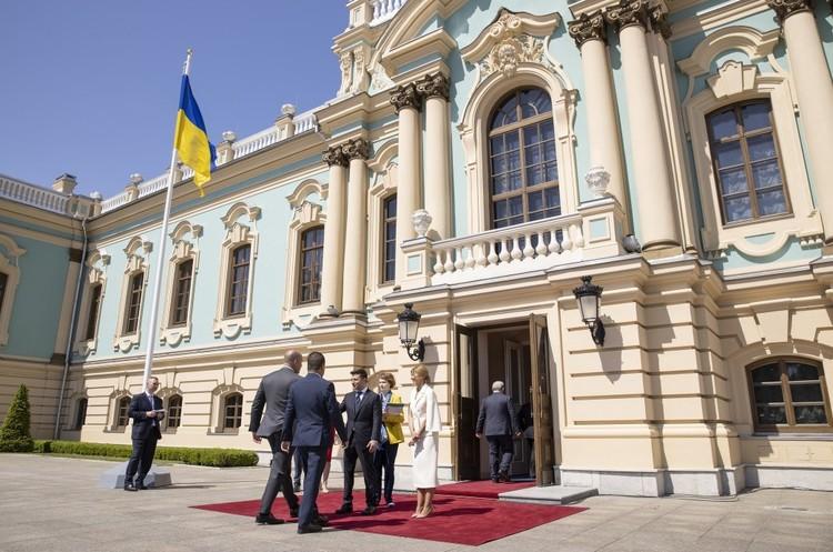 Зеленський призначив Баканова першим заступником голови СБУ