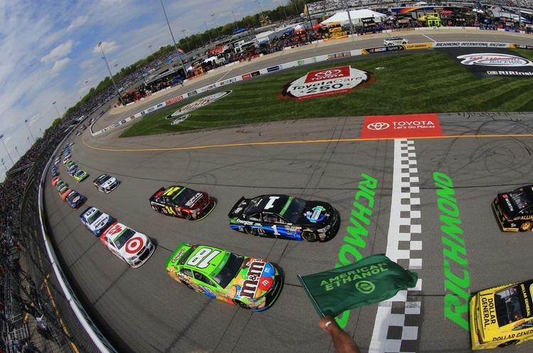 NASCAR купує організатора мотоспортивних заходів за $2 млрд