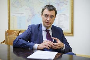 Володимир Омелян: «У вільний від роботи час займаюся проектом українського Hyperloop»