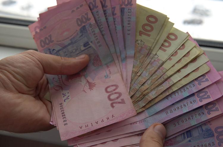 ФГВФО: сума вкладів фізосіб в банках – учасниках фонду склала 443,9 млрд грн