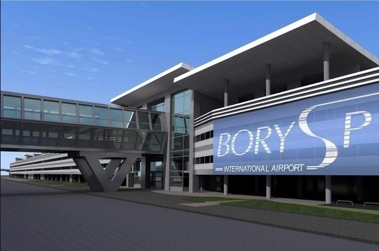 В аеропорту «Бориспіль» відкрилась перша черга нового багаторівневого паркінгу на 77 000 кв. м