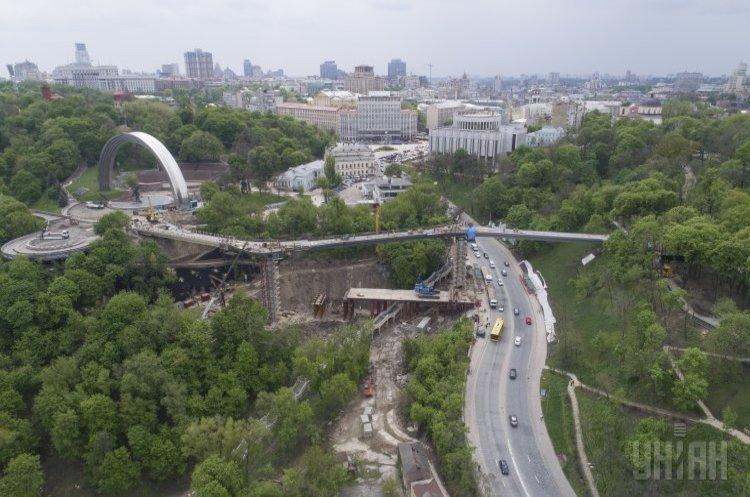 «Міст Кличка» потребує додаткових 132 млн грн