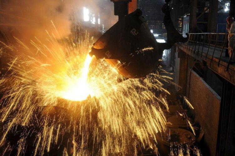 Промислове виробництво в Україні прискорило зростання