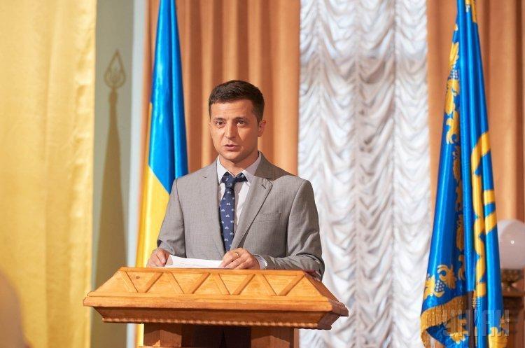 «Яндекс» придбав права на показ в РФ серіалу «Слуга народу»