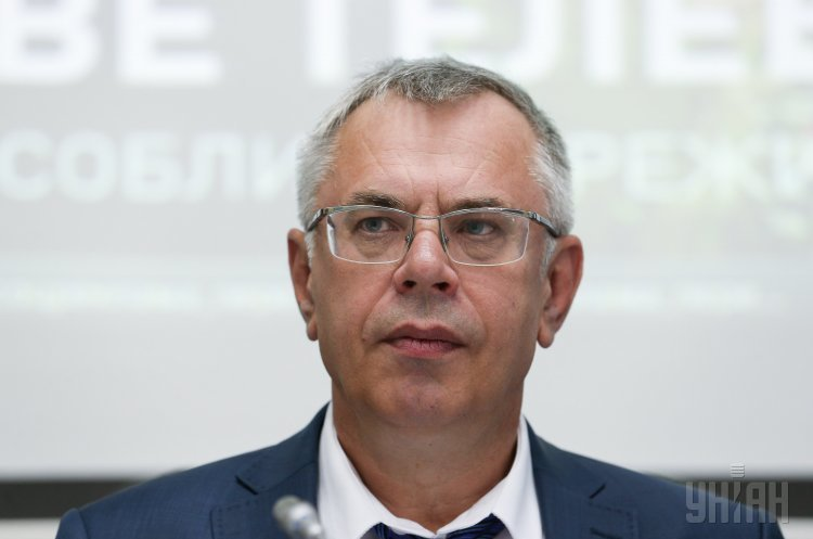 Зеленський звільнив Артеменко з НКРЗІ