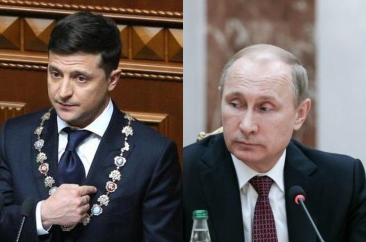 У Кремлі розповіли, за яких умов може відбутись зустріч Путіна та Зеленського