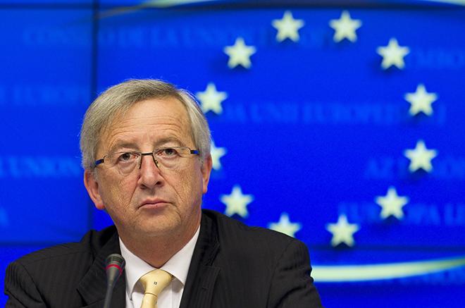 Глава Єврокомісії Юнкер: Греція сфальсифікувала документи для вступу в єврозону