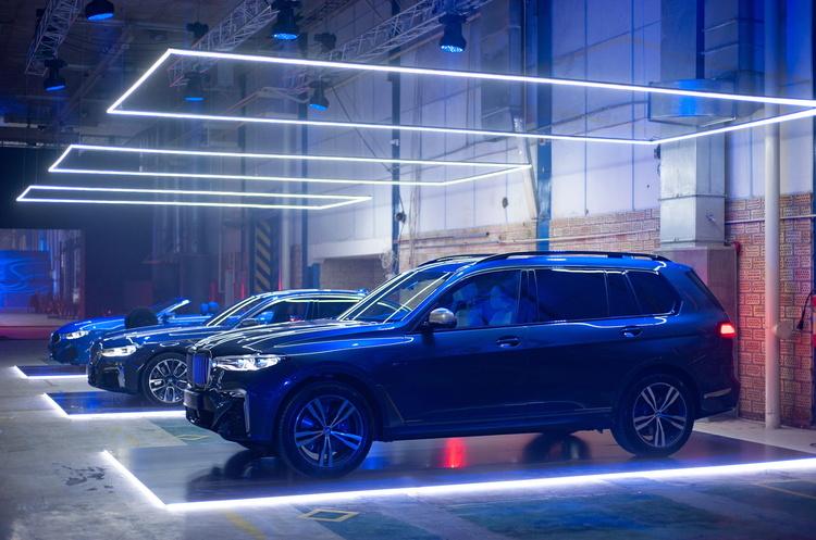 «Новый сорт роскоши»: BMW презентовал в Киеве четыре новых модели Luxury Class