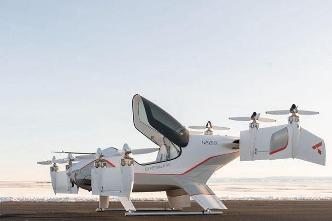 Airbus продемонстрував салон свого аеротаксі (ФОТО)