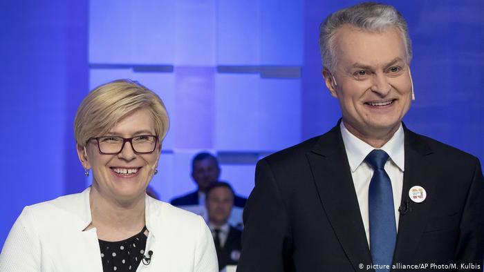 Вирішальний другий тур виборів президента проходить у Литві