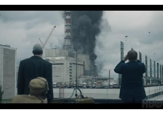 Прощавай «Гра престолів»: «Чорнобиль» очолив рейтинг найкращих серіалів у історії