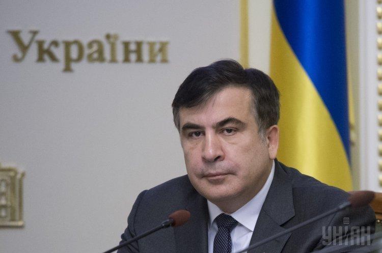 Оновлено: Саакашвілі повернувся до України