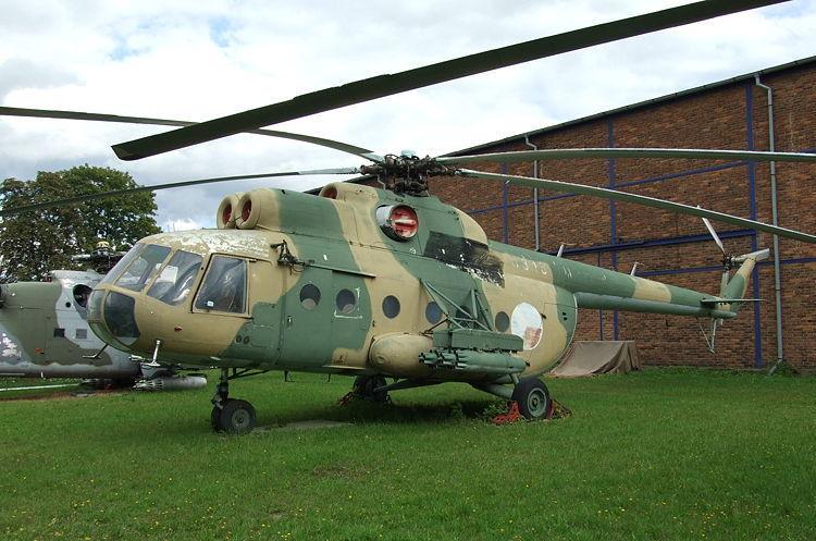 На Рівненщині розбився військовий вертоліт, є загиблі