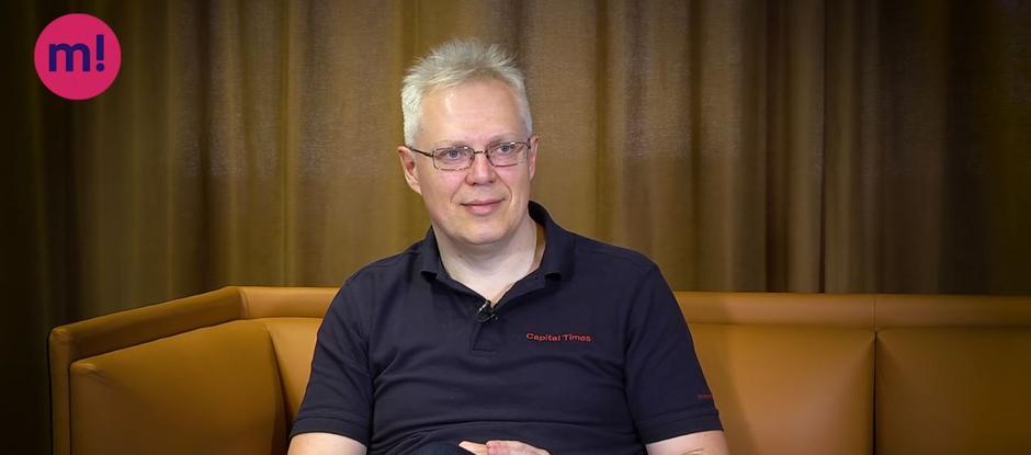 Эрик Найман: «Украинским олигархам не нужны сбережения украинцев»