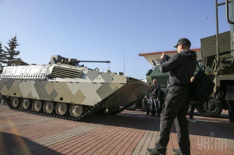 Фінансування потреб оборонно-промислового комплексу України збільшилося до 3,2 млрд грн