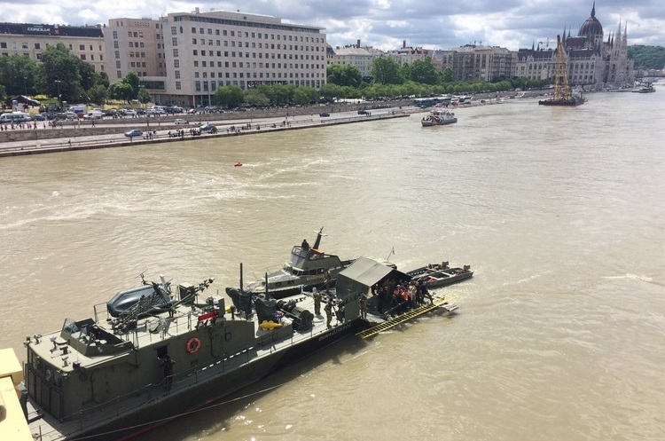 Трагедія на Дунаї: арештовано «капітана С. із Одеси», який міг протаранити катер
