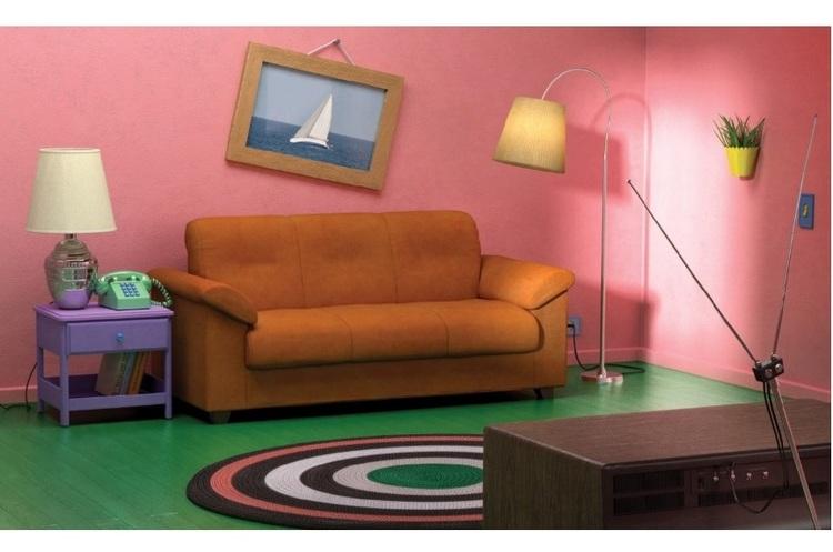 Мистецтво продавати: IKEA відтворила кімнати з серіалів «Друзі», «Дивні речі» і «Сімпсони» (ФОТО)