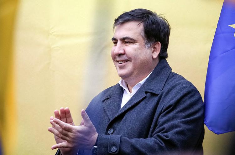 Саакашвілі розповів про ставлення до Зеленського, помсту Порошенку та свої політичні амбіції