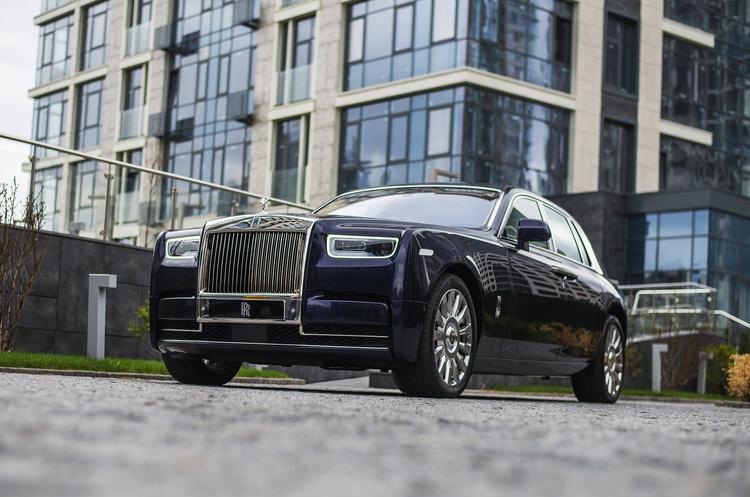 Тест-драйв Rolls-Royce Phantom: как автомобиль меняет поведение владельца