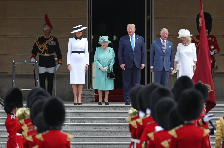 Трамп назвав мера Лондона Садіка Хана «невдахою»