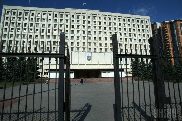 ЦВК затвердила майже 2 млрд грн бюджету на парламентські вибори