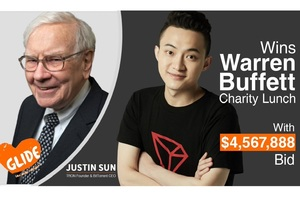 Стало відомо ім'я бізнесмена, який купив обід з Уорреном Баффеттом за $4,5 млн