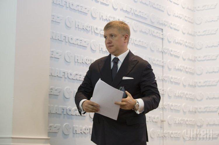 Коболєв: Україна та США зацікавлені у постачанні в Україну американського газу