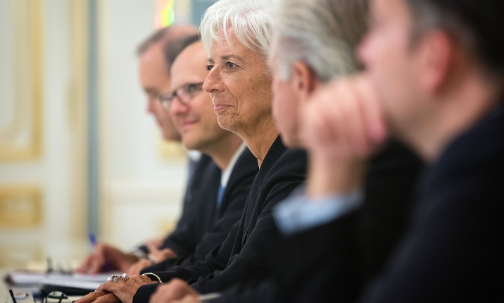 МВФ: через торгові мита США і Китаю ріст світової економіки в 2020 році знизиться