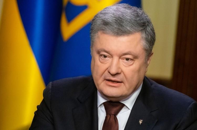 Порошенко висловив занепокоєність «готовністю України скасувати економічні обмеження щодо ОРДЛО»