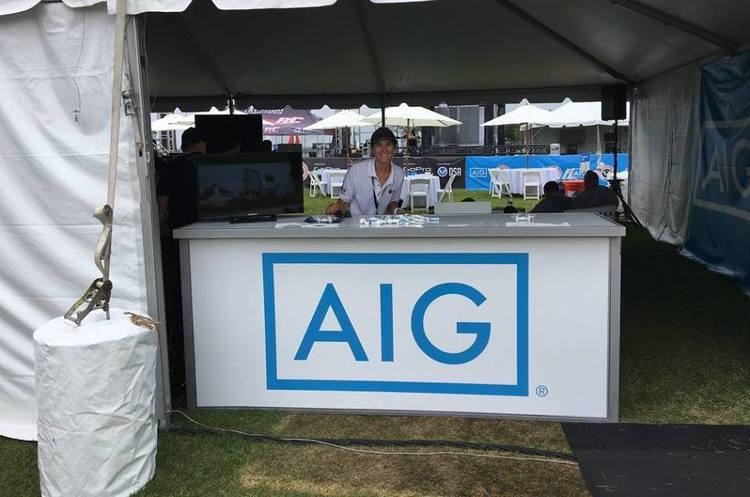 Американська страхова компанія AIG закриє представництво в Україні