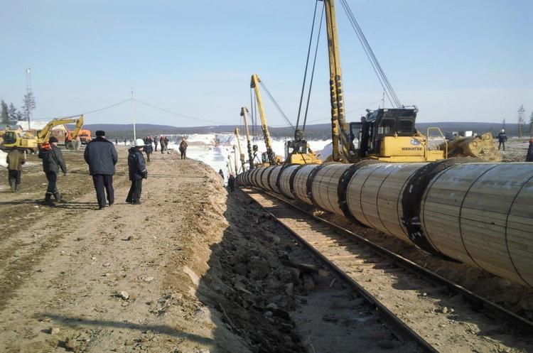 Видобуток нафти в РФ падає через ситуацію з «Дружбою»