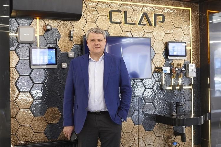 Олег Майборода: «CLAP – стартап, який ми підтримали, – перша українська система «розумного будинку»