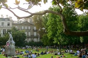 В парках і скверах Парижа відтепер заборонено курити