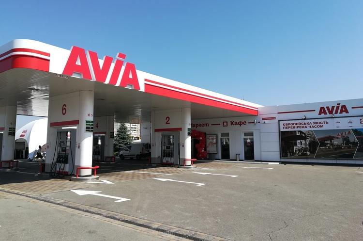 Польська UNIMOT і українська Wexler відкрили перший в Україні АЗК швейцарської мережі AVIA