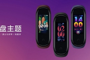 Xiaomi представила новий фітнес-браслет Mi Band