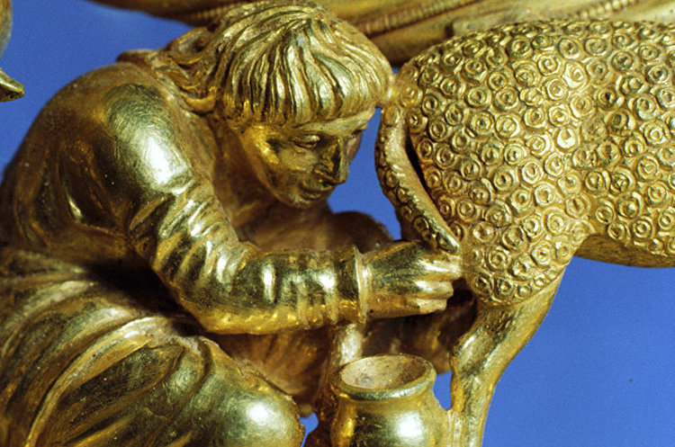 Таємниці «скіфського золота»: як заробити на національному надбанні України