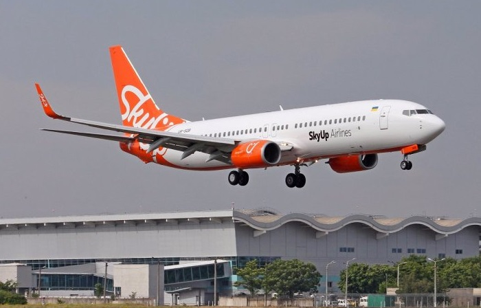 Суд призупинив ліцензію авіакомпанії SkyUp Airlines
