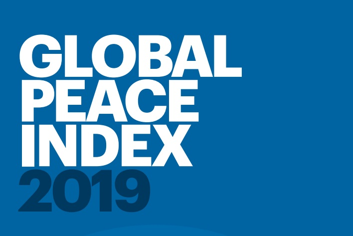В «Глобальному індексі миролюбності» Україна знаходиться між Північною Кореєю та Суданом