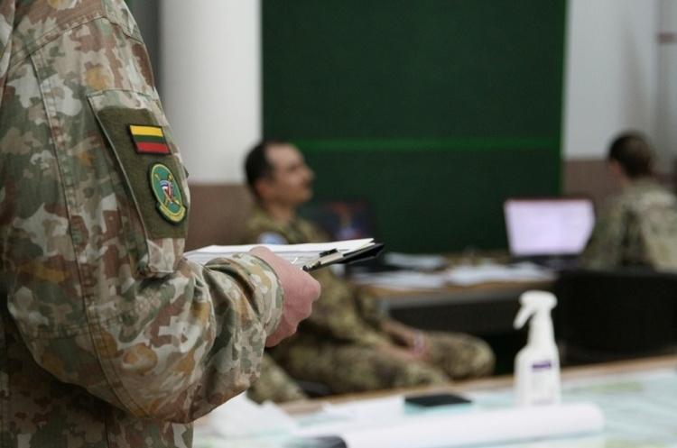 Литва безкоштовно передала Україні зброю на понад 250 000 євро