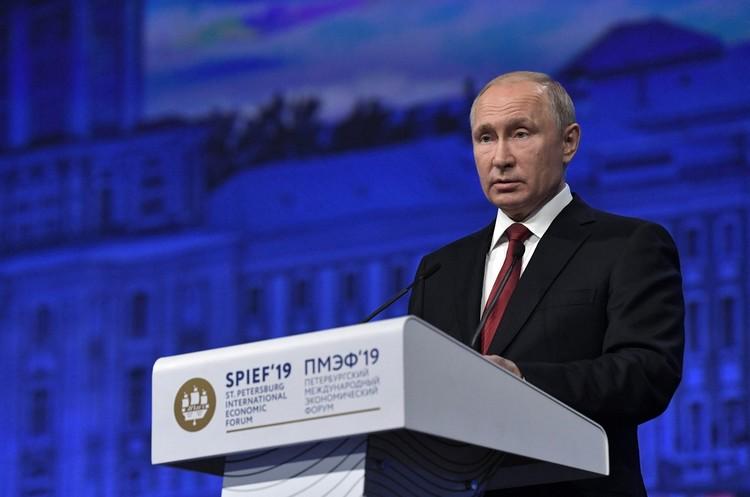 РФ та Україна відновлять відносини, незважаючи на позицію українських еліт – Путін