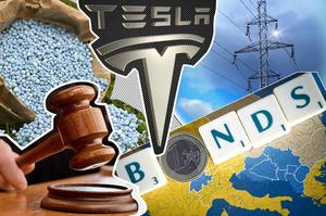 Аналитические итоги недели: евробонды, судейские импровизации, энергорынок «по-новому» и мечты Маска<span class=
