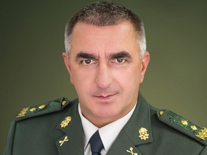 Зеленський призначив Миколу Балана главою Нацгвардії України