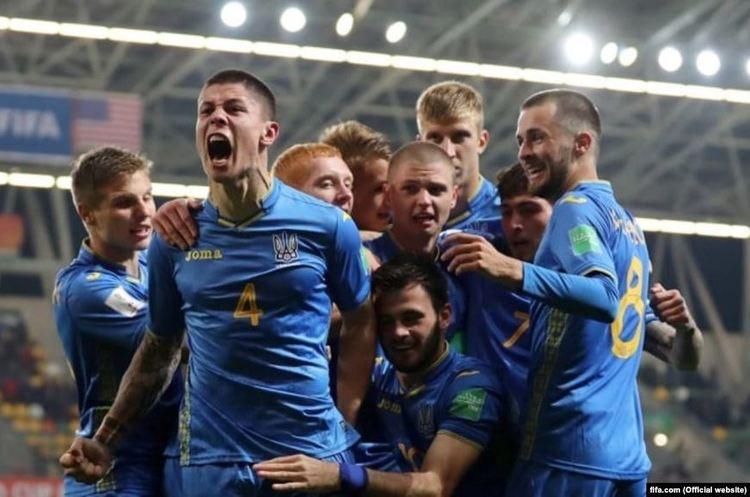 Україна перемогла у молодіжному чемпіонаті світу з футболу